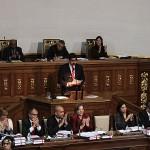 Gabinete social en el Parlamento Venezolano