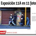 11A en 11 fotos