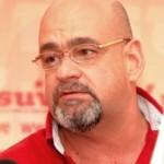 Francisco Ameliach, coordinador de la Comisión Técnica Electoral.