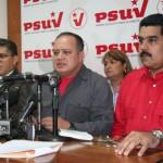Vicepresidentes Regionales del PSUV. Foto: AM NOTICIAS360