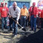 Fiesta del asfalto en Carabobo