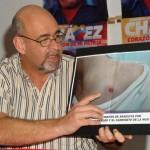 En rueda de prensa, Francisco Ameliach condenó la actuación de Policarabobo.