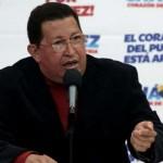 Presidente Chávez en rueda de prensa