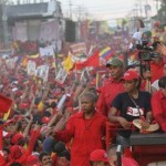 Presidente Chávez en Zulia