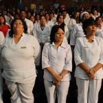 Enfermeros carabobeños