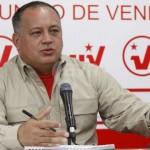"""Cabello exhorta a los alcaldes a cumplir sus funciones y no """"pantallar"""""""