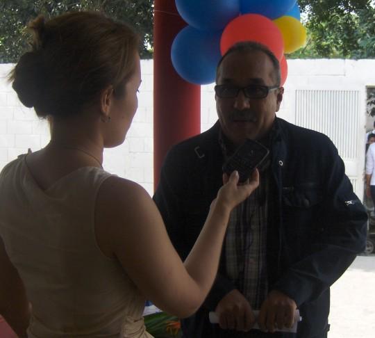Eduardo Ortunio vicepresidente médico de Insalud