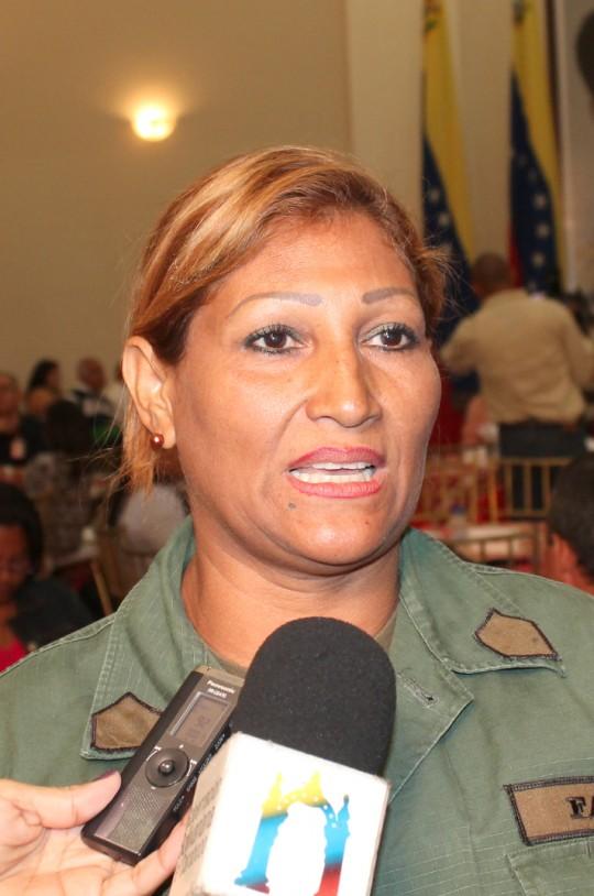 Gladys Rodriguez Relanzamiento Misiones con Felix Osorio