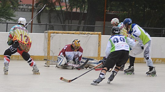 Hockey carabobeño se coronó  subcampeón