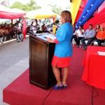 Homenaje a Chavez en plaza Bolivar de Miguel Peñaa