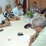 Reunion con educadores Ameliach Carabobo