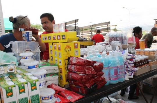 Mega Jornada humanitaria