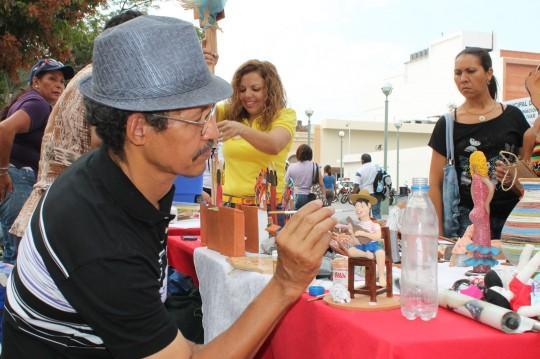 talento artístico del occidente de Carabobo