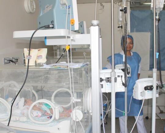 Puesto en funcionamiento segundo quirófano del Hospital Prince Lara