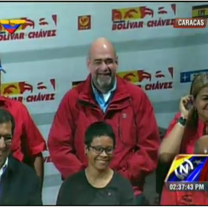 Designan a Francisco Ameliach como jefe del Comando de Campaña Bolívar-Chávez