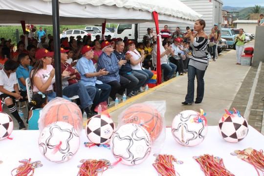 festival deportivo juegos bic fundarfaa