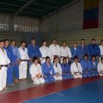 Judo vinotinto entrena duró por el oro de los Juegos Juveniles