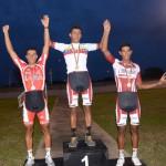Carabobeños ganaron medallas en Nacional de Ciclismo de Pista