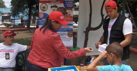 Refuerzan plan de prevención del dengue en Carabobo