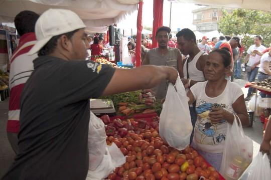 Gestión de Ameliach potencia  sector agroindustrial en Carabobo