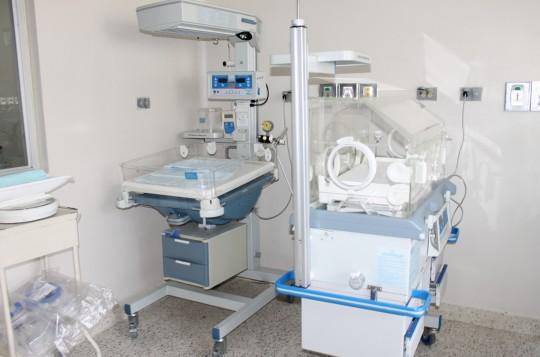 Banco de sangre totalmente operativo
