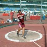 Atletismo carabobeño abrió con oro y dos platas