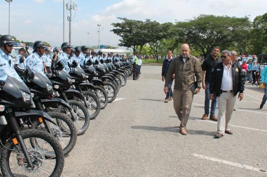 Dotacion patrullas y motos