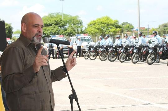 Dotacion patrullas y motos PC