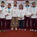 Honrados compromisos del tenis de mesa y natación juvenil