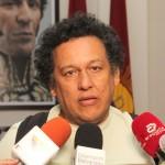 Eutimio Luque Reunion con Medios Comunitarios