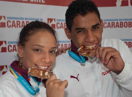 Hermanos Sarco obtuvieron el oro para Carabobo