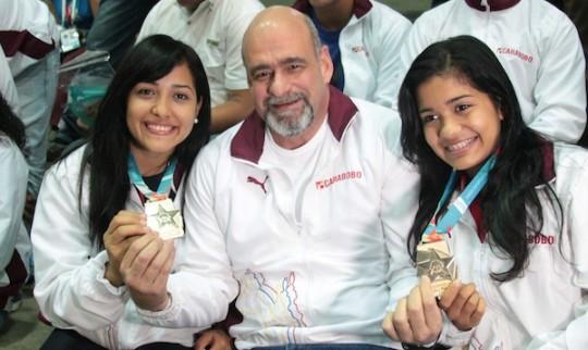 Judocas dedicaron triunfo  a Francisco Ameliach