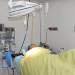 Acondicionado quirófano de cirugía electiva en la Chet