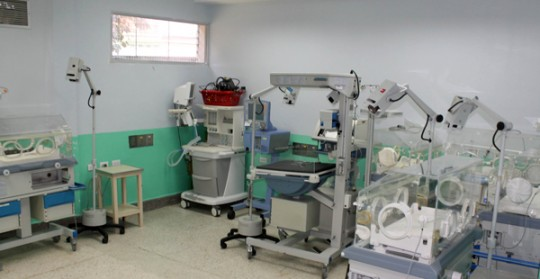 Gobierno regional reactivó quirófanos del pediátrico de la Chet