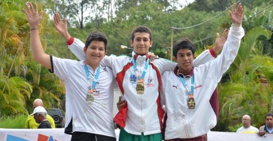 Carabobo ganó bronce en Bicicleta de Montaña