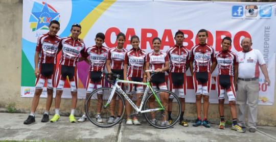 ciclismo carabobeño jdnj