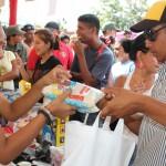 Gobierno de Carabobo expendió 58 toneladas de alimentos a precios solidarios