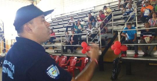 Servicio de Policía Comunal cultiva espacios para la paz y la integración
