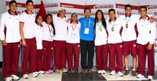 Gobierno Bolivariano entregó  premios a atletas de bicicross
