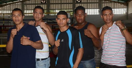 seleccion boxeo carabobo