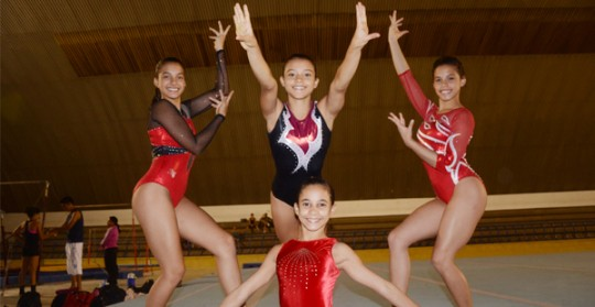 seleccion gimnasia jdnj carabobo ameliach fundadeporte deporte