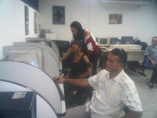 Gobierno de Carabobo continúa formando  a cultores con curso básico de Word