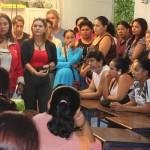 Políticas educativas de Ameliach  reciben  respaldo de docentes y representantes
