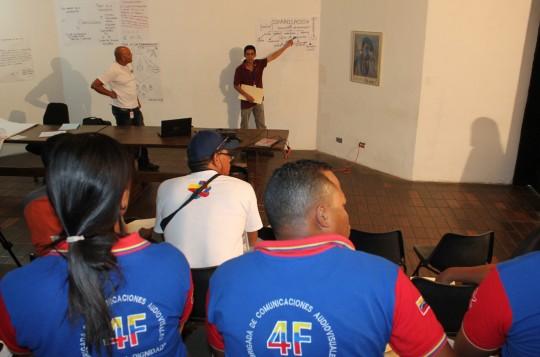 MinCI y Gobernación de Carabobo aliados  para promover Comunicación Popular
