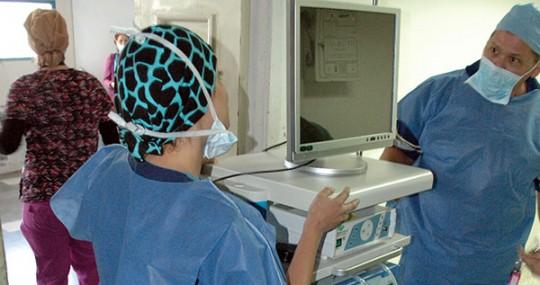 Incrementadas en 100% cirugías  menos invasivas en la CHET