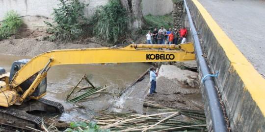 Gobernación de Carabobo asumirá construcción  de puente Las Josefinas en San Diego