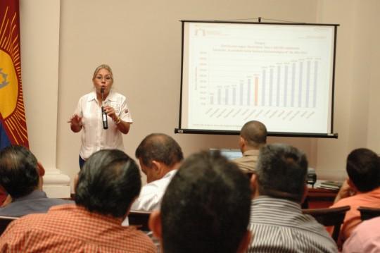 Insalud promueve integración municipal  en lucha contra el dengue