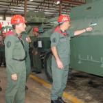 300 tanques serán repotenciados  en Fuerte Paramacay de Carabobo