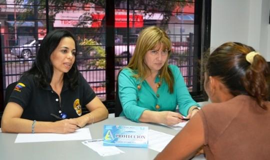 """Realizadas jornadas de """"Tribunal Móvil"""" en Centro por la Paz y la Vida"""