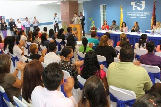 DEM incorporó trabajadores tercerizados  al Poder Judicial en Carabobo